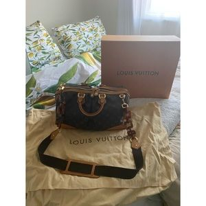 Limited Edition Stephen Sprouse Louis Vuitton bag